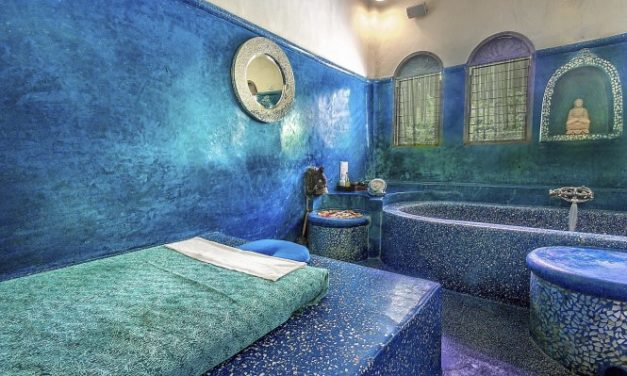 INDULGE YOURSELF AT A SPA